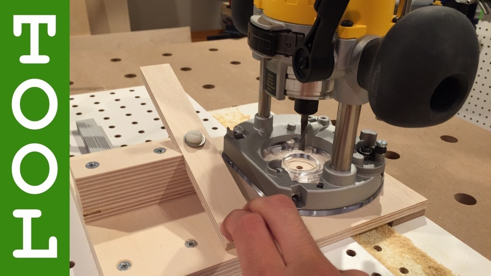 how to make a shelf pin hole drilling jig. Black Bedroom Furniture Sets. Home Design Ideas