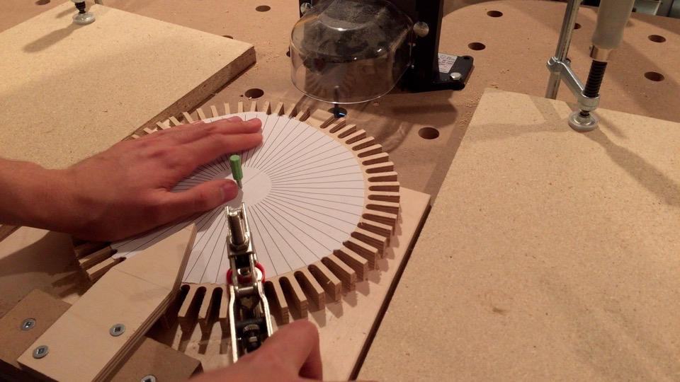 How to make wooden gears with a router greentooth Image collections